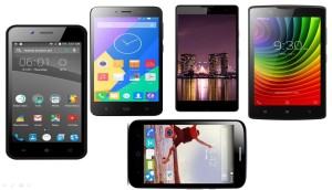 Top 5 4G LTE smartphones under Rs 5,000