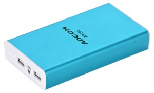 Adcom Power Bank 10400 mAh