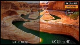 VU LED 40k16 TV