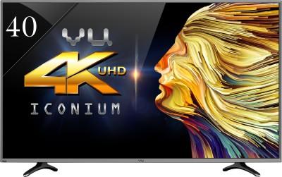 Vu 102cm (40 inch) Ultra HD (4K) LED Smart TV (LED 40k16)