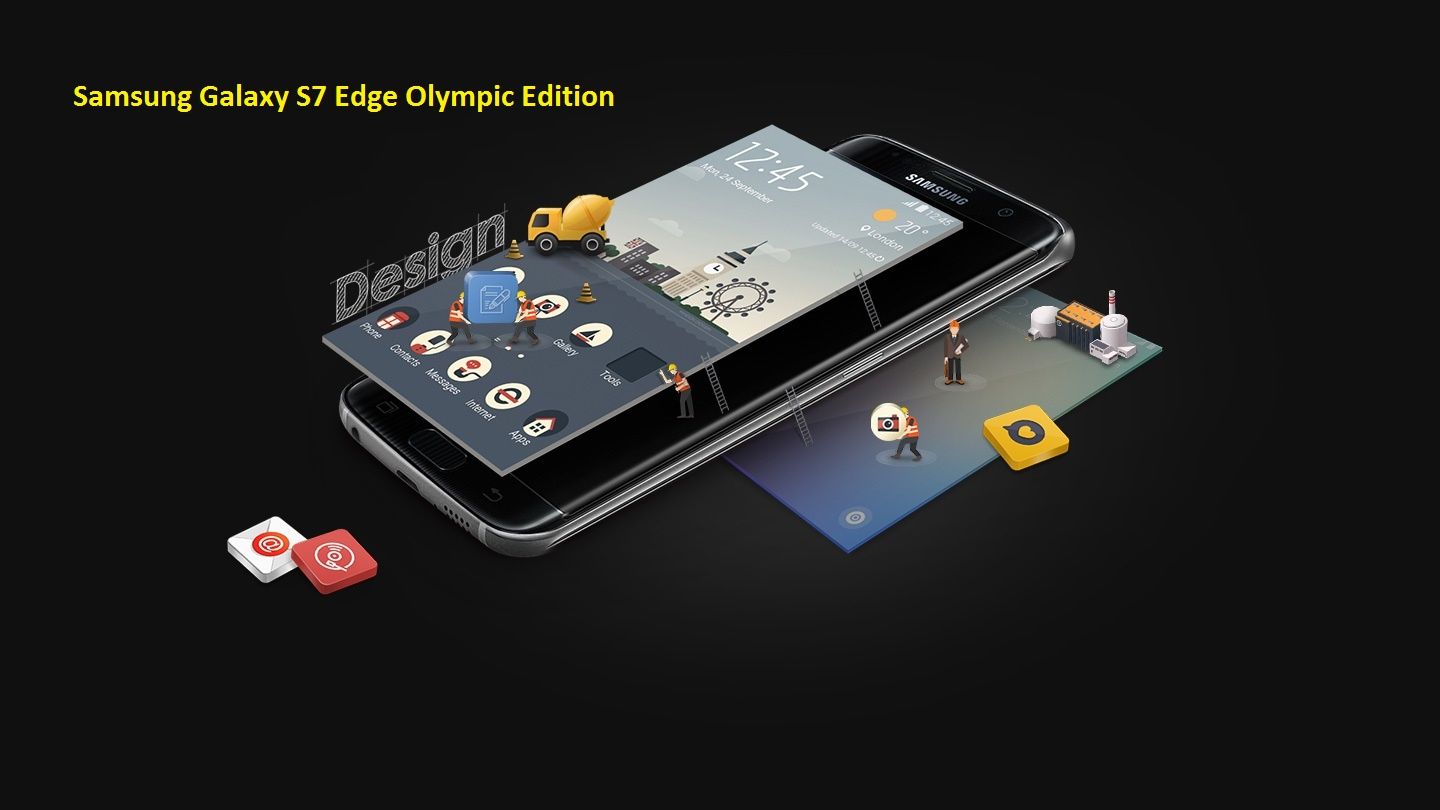 samsung galaxy s7 edge olympic edition review specs and