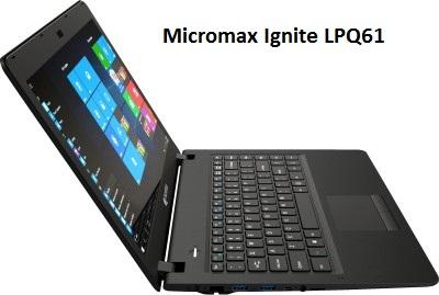 Micromax Ignite LPQ61