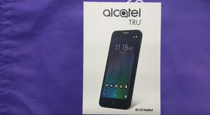 Alcatel TRU MetroPCS Specs and Price In US