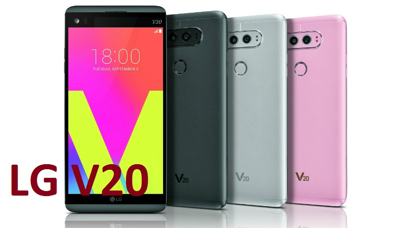 LG V20 Specifications and Price in USA - GSE Mobiles