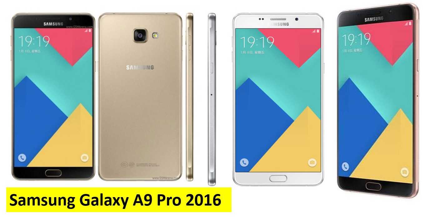Samsung Galaxy A9 Pro Review ,Specs & Price