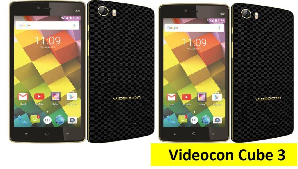 Videocon Cube 3