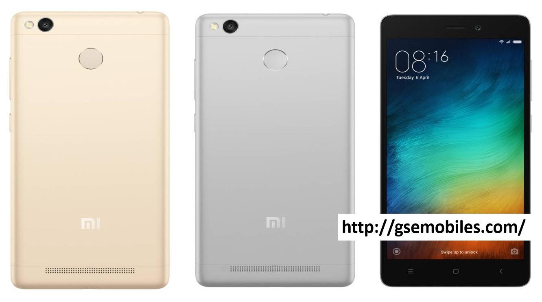 Xiaomi Redmi 3s Pro 3 32gb Dual Sim Grey картинка4: Xiaomi Redmi 3S Prime Specs And Price In India