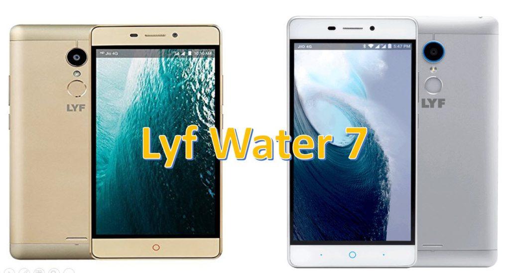 Lyf Water 7