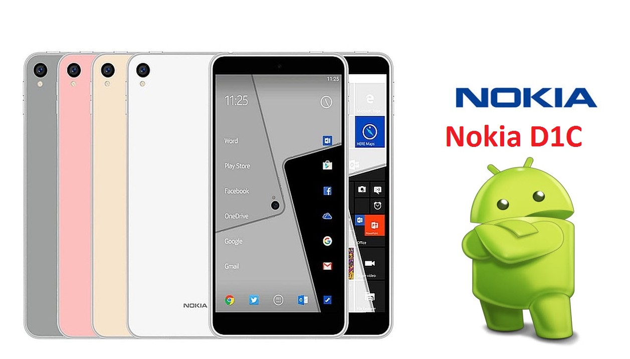 Nokia D1C Android Smartphone Release Date ,Specs & Price ...