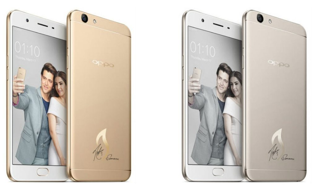 OPPO F1s Diwali Limited Edition
