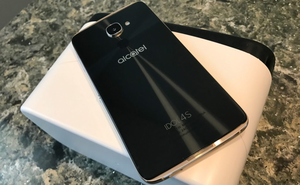 Alcatel Idol 4S Window 10