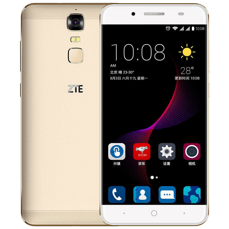 visually zte blade a2 plus flipkart their prediction