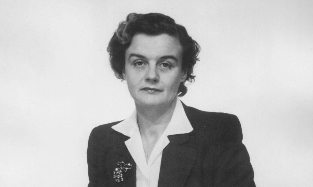 Clare Hollingworth's 106th birthday