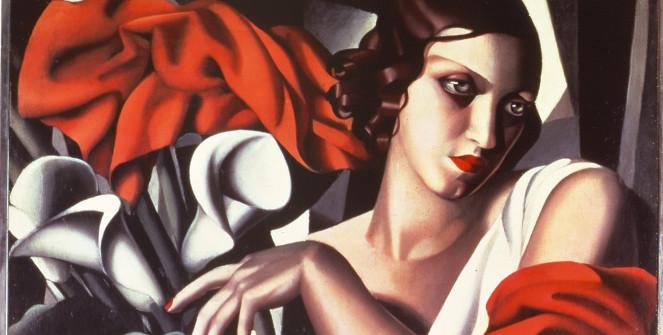Tamara de Lempicka Artworks