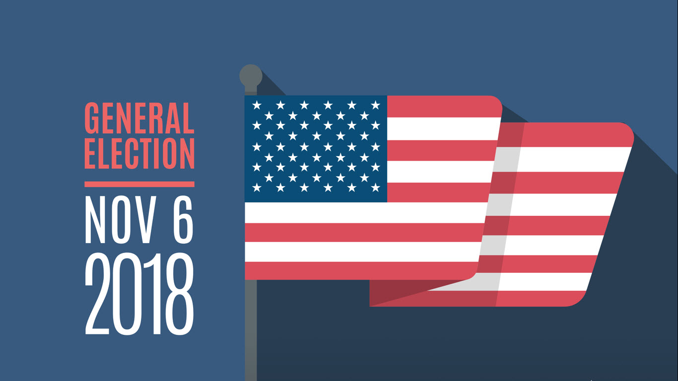 Where do I vote #ElectionDay United States Elections 2018