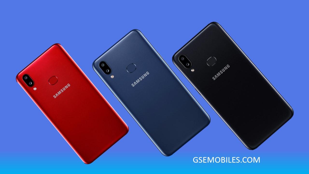 Galaxy A10s colors