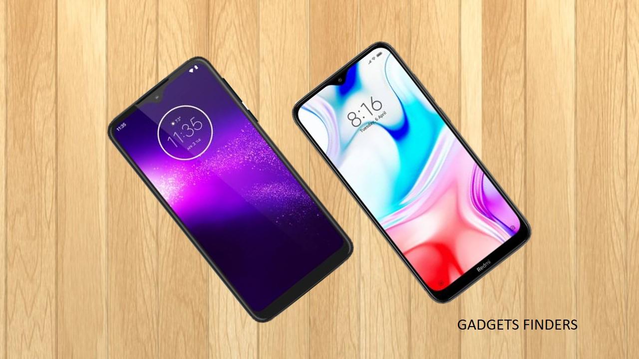 Motorola One Macro vs Xiaomi Redmi 8