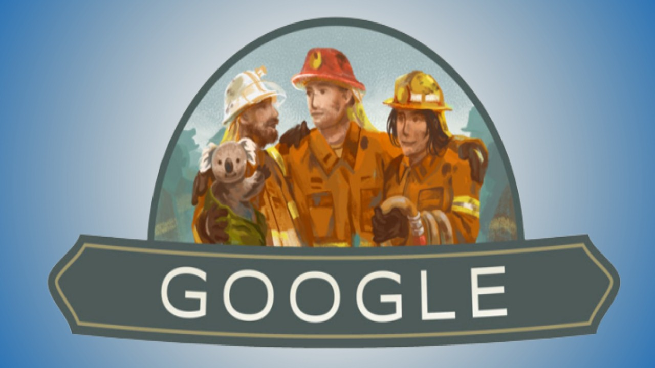 Australia Day 2020 #GoogleDoodle - GSE Mobiles