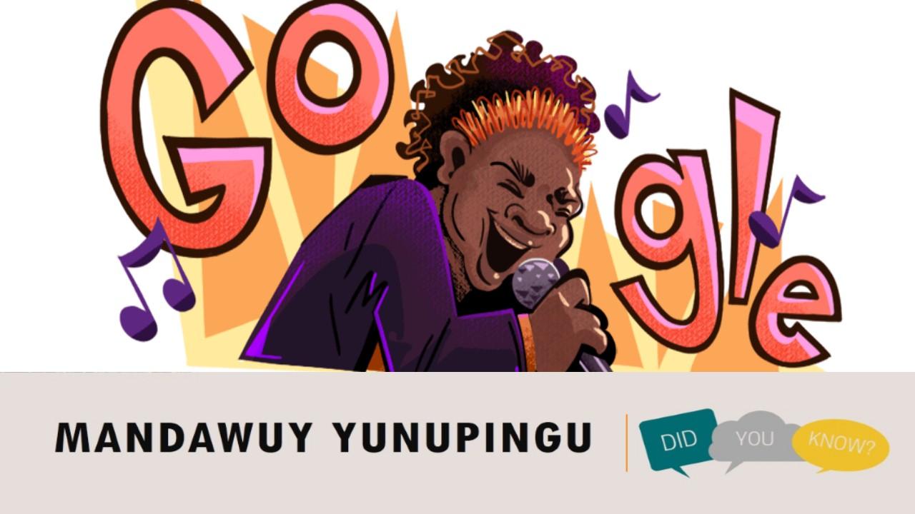 Mandawuy Yunupingu