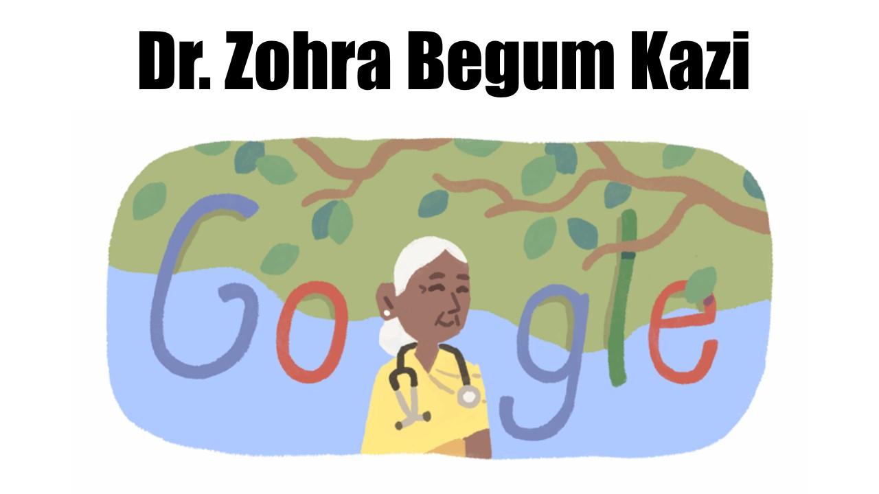 Zohra Begum Kazi