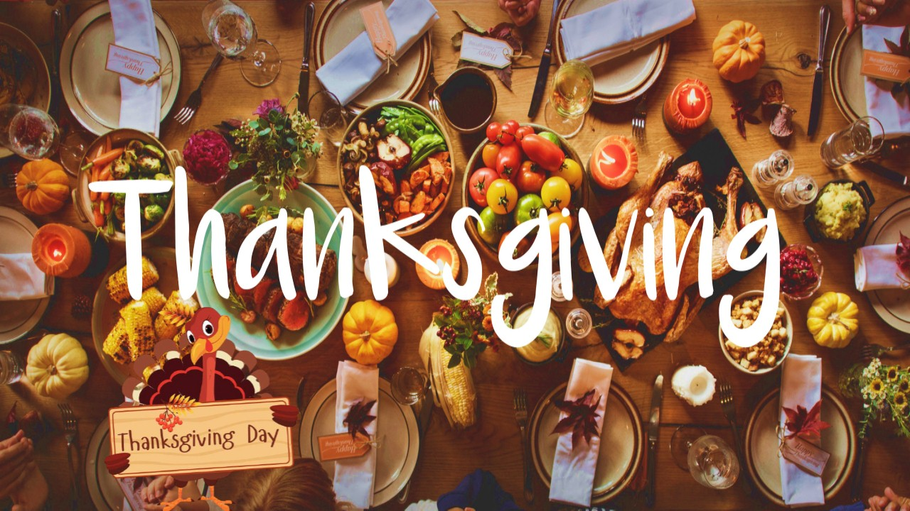 Why do we celebrate Thanksgiving