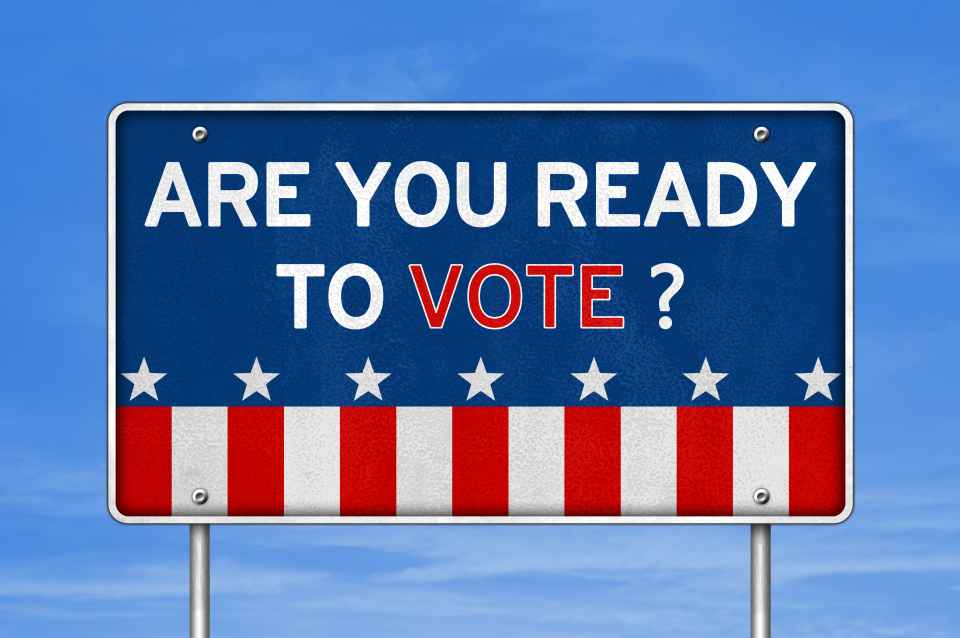are you ready to vote