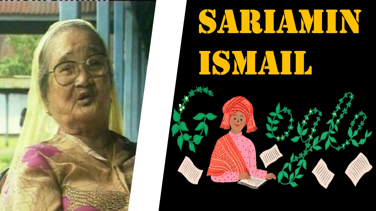 biografi sariamin ismail