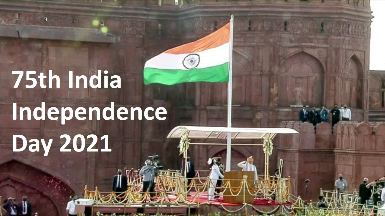 75th India Independence Day