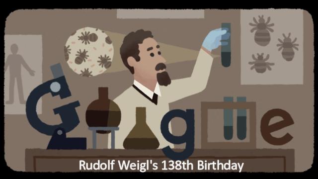 Rudolf Weigl biography