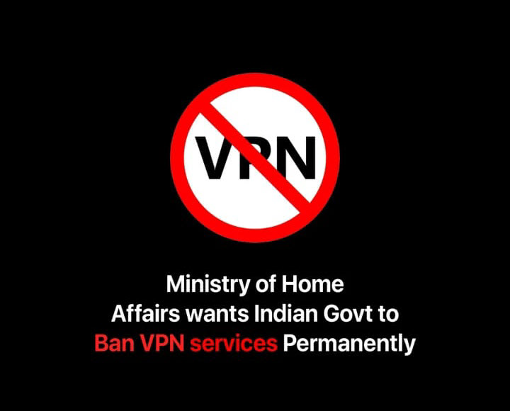 VPN Ban in India - Explained VPN Ban: Indian Government Parliamentary Committee Wants To Ban VPN Services In India.
