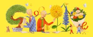 敬老の日 | 敬老の日2021 Google Doodle