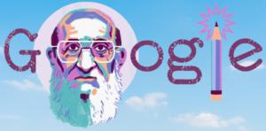 Paulo Freire | Google Doodle 100º Aniversário do Paulo Freire