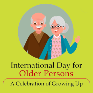 International Day of Older Persons 2021 Theme & History