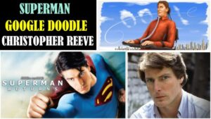 Who was Christopher D'Olier Reeve?