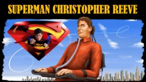 Christopher Reeve's 69th Birthday Google Doodle